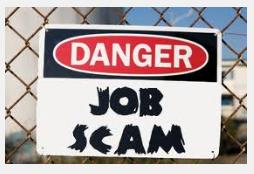 scam job