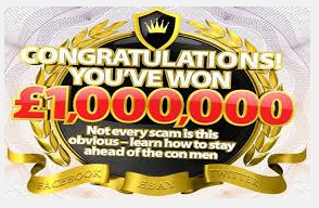 scams lottery