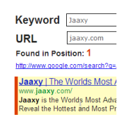 Jaaxy keyword ranking